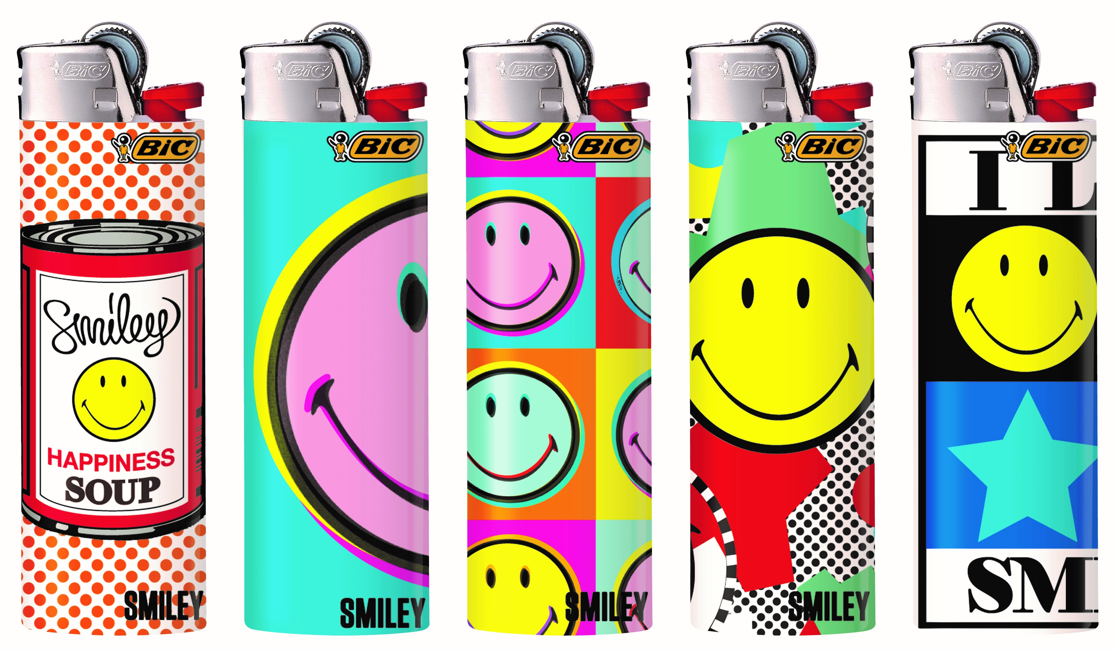 smiley and bic france